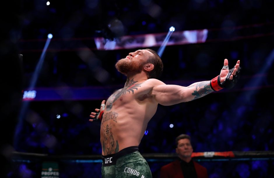 Conor McGregor (Getty Images)