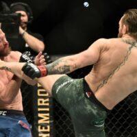 Conor McGregor derrota a Donald Cerrone