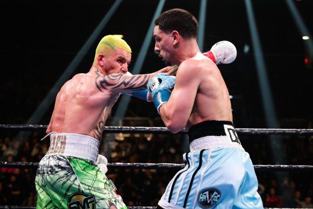 Danny García & Iván Redkach (Showtime Boxing)
