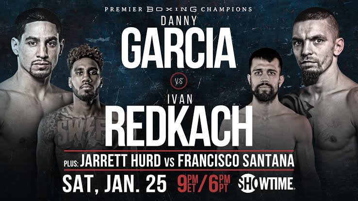 Danny-Garcia-vs-Ivan-Redkach (Showtime Boxing)