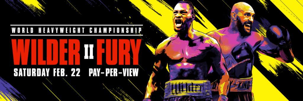 Deontay Wilder & Tyson Fury 2 (PBC)