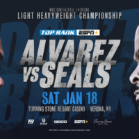 Eleider Álvarez & Michael Seals (Top Rank)