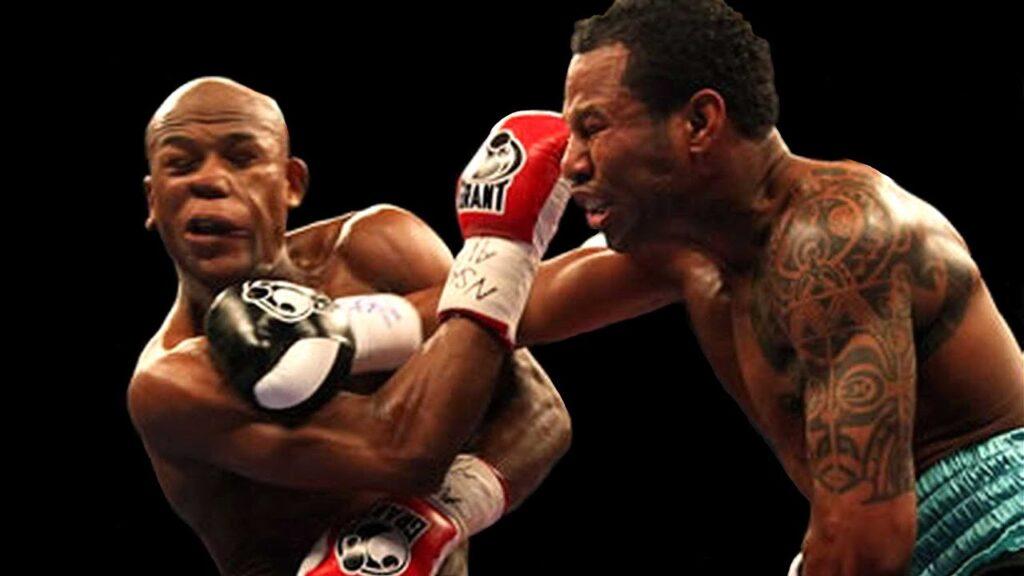Floyd Mayweather & Shane Mosley (HBO Boxing)
