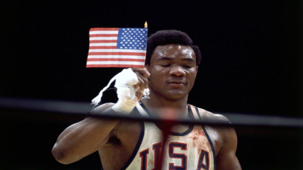 George Foreman (USA Boxing Team)