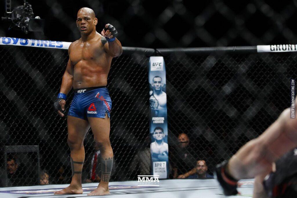 Héctor Lombard (UFC)
