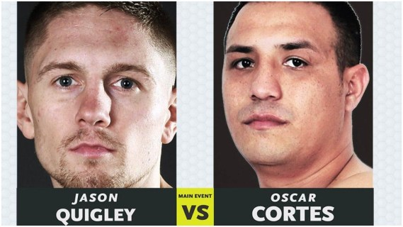 Jason Quigley & Oscar Cortez (Golden Boy Promotions)
