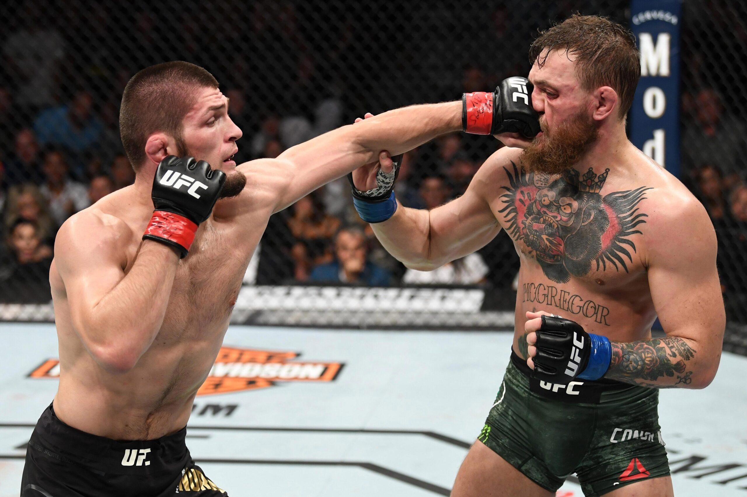 Khabib Nurmagomedov & Conor McGregor (UFC)