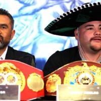 Manny Robles & Andy Ruíz Jr (DAZN)