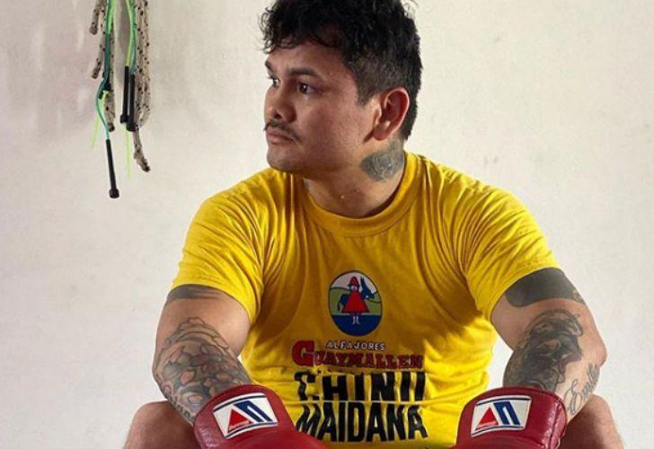 Marcos Maidana (Foto @ChinoMaidanaPromotions)