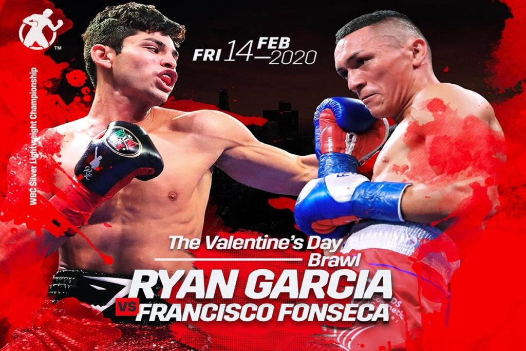 Ryan García & Francisco Fonseca (Golden Boy Promotions)