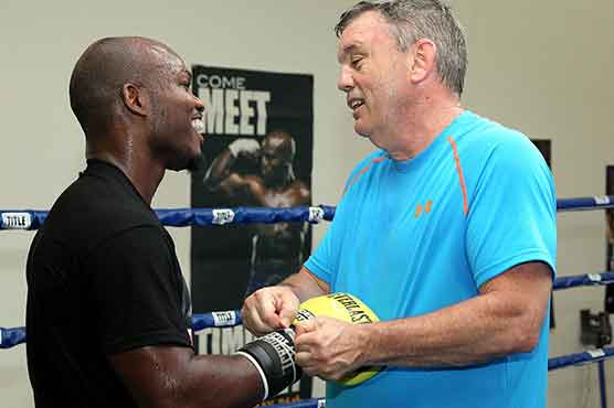 Tim Bradley & Teddy Atlas (HBO Boxing)