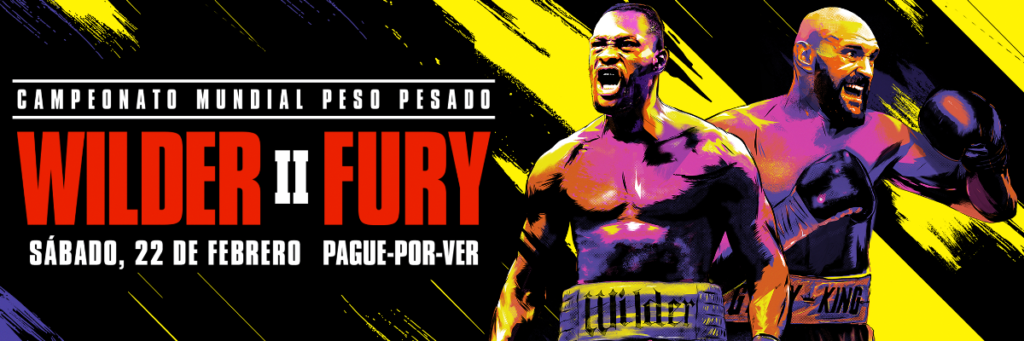 Wilder vs Fury II