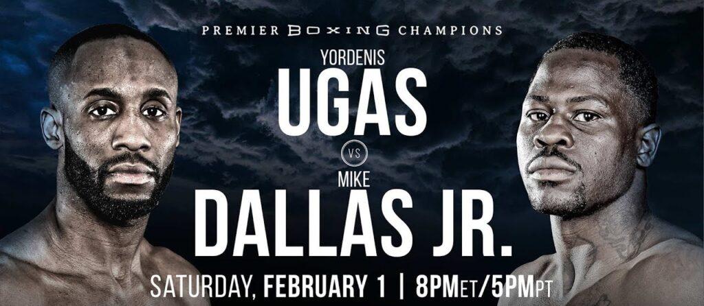 Yordenis Ugas & Mike Dallas Jr (PBC)