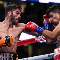 Jorge Linares & Carlos Morales (Hogan Photos)