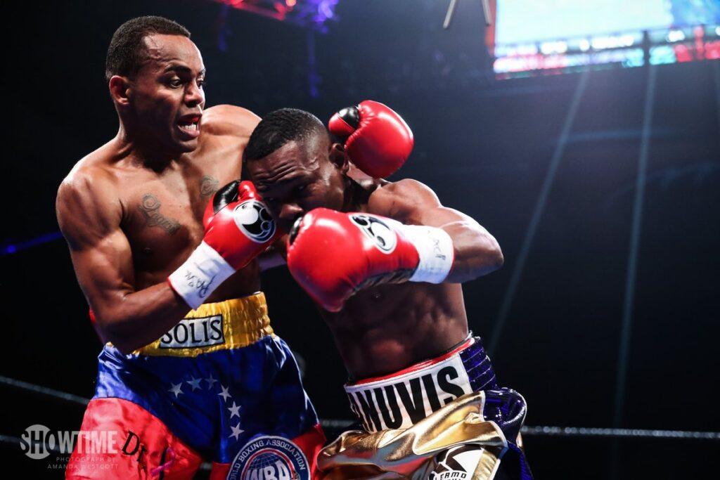 Liborio Solís & Guillermo Rigondeaux (Showtime Boxing)