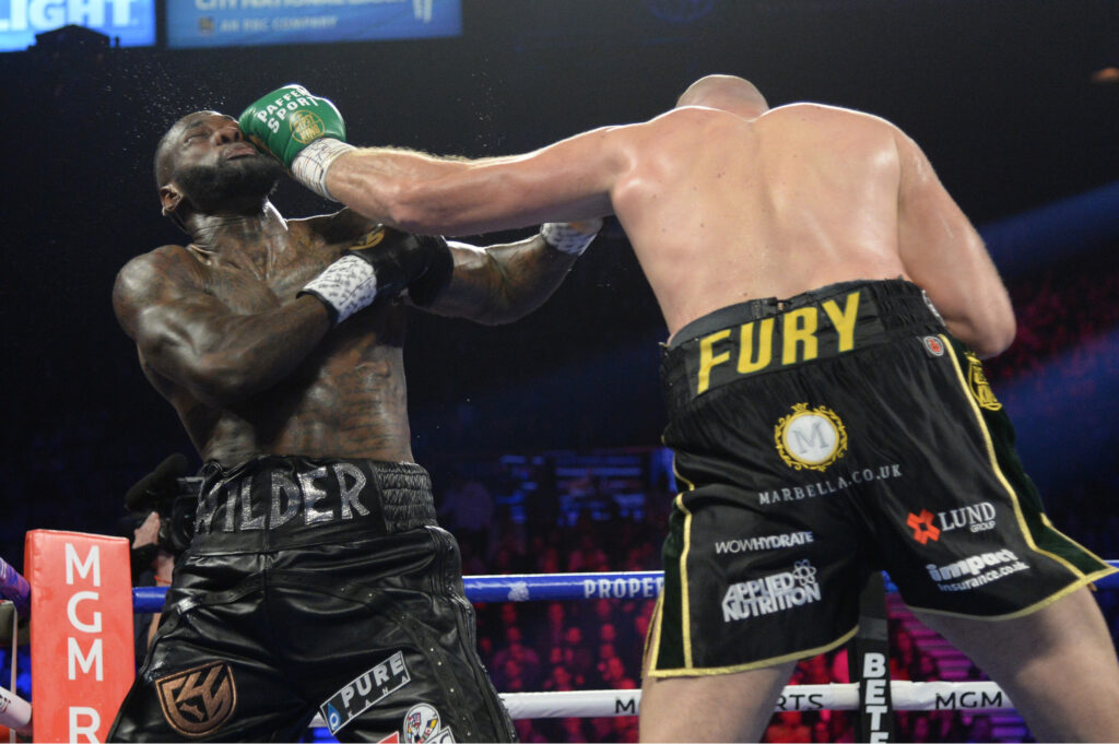 Deontay Wilder & Tyson Fury (PBC)