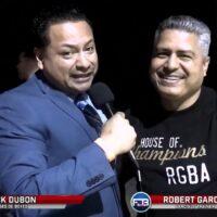 Eric Dubon & Robert García (FDB Plus)