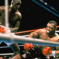 James Douglas vs Mike Tyson
