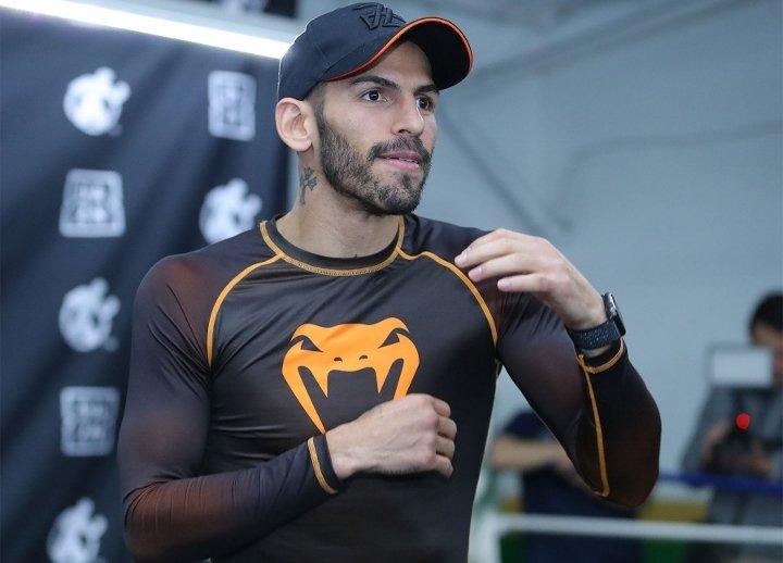 Jorge Linares (photos by Tom Hogan Hogan Photos)