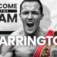 Josh Warrington (Matchroom Boxing)