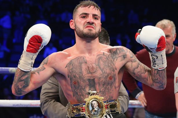 Lewis Ritson (Matchroom Boxing)