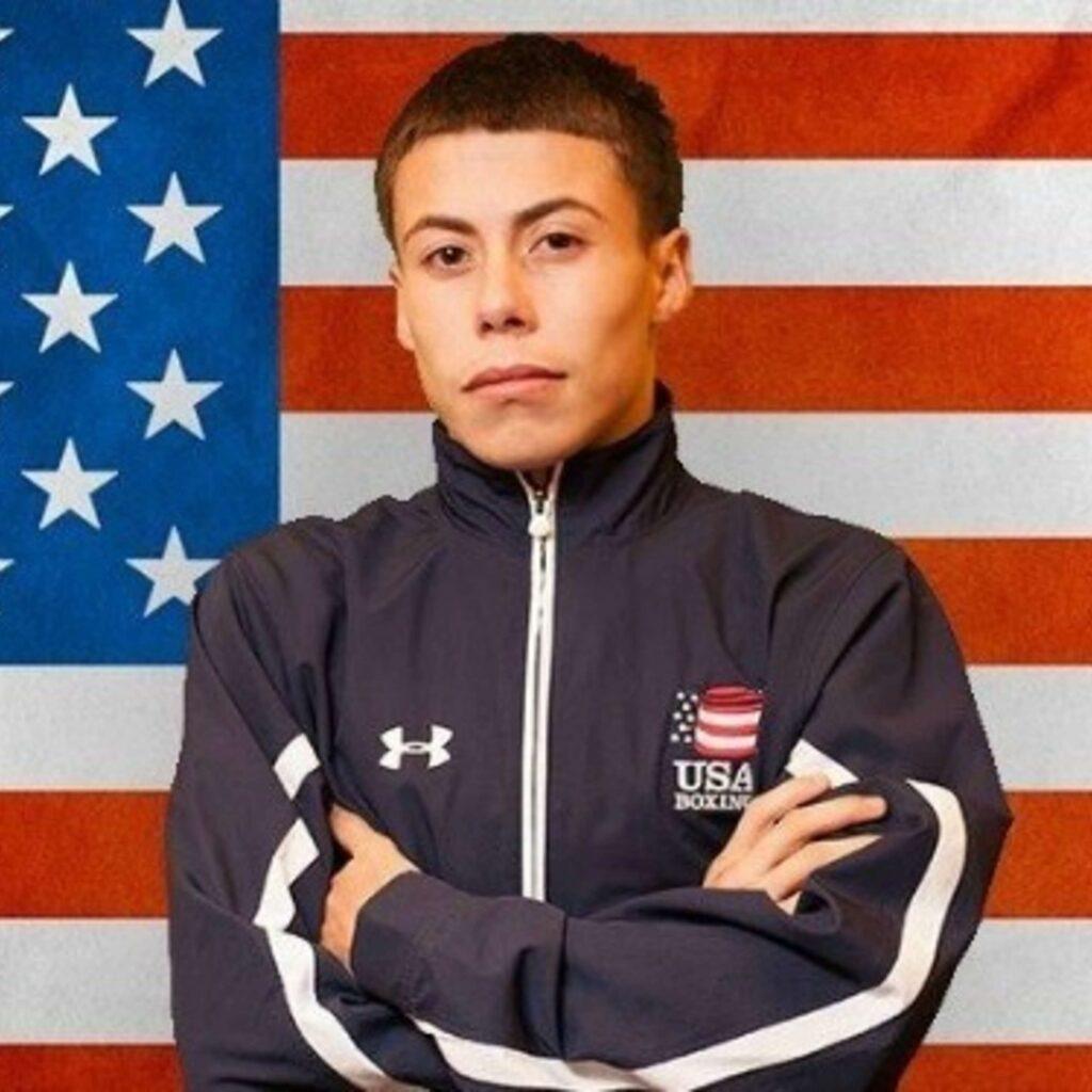 Sponsor Matchroom Boxing Usa: MARC CASTRO FIRMA ACUERDO PROMOCIONAL CON MATCHROOM BOXING