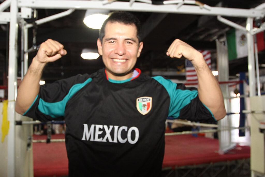 Marco Antonio Barrera (Top Rank)