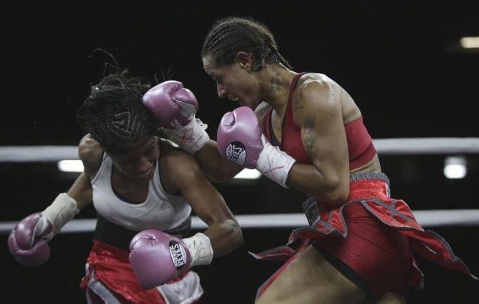 Mayerlin Rivas vs Laura Ledezma