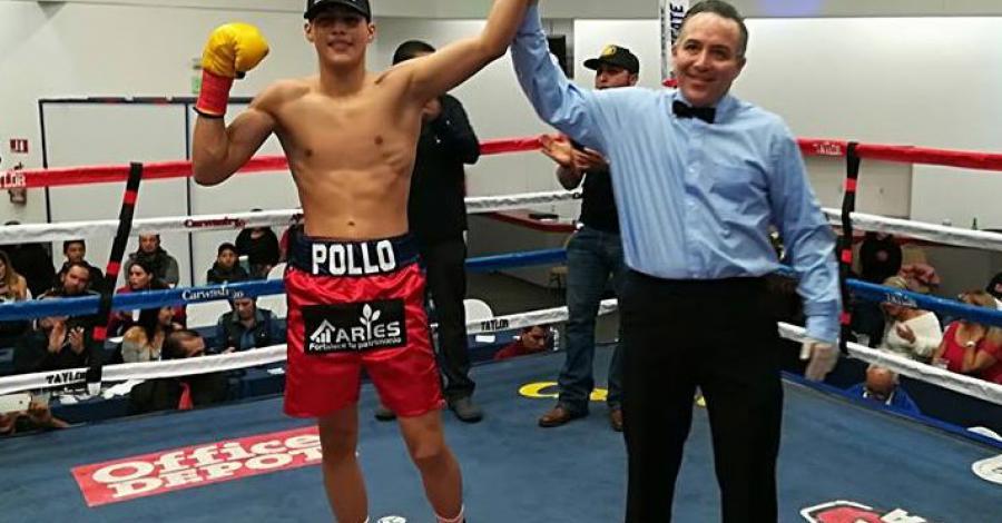 Omar 'Pollo' Aguilar (Foto Cortesía)