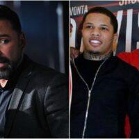 Oscar De La Hoya, Gervonta Davis & Floyd Mayweather (FDB Plus)