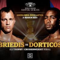 Briedis vs Dorticos (WBSS)