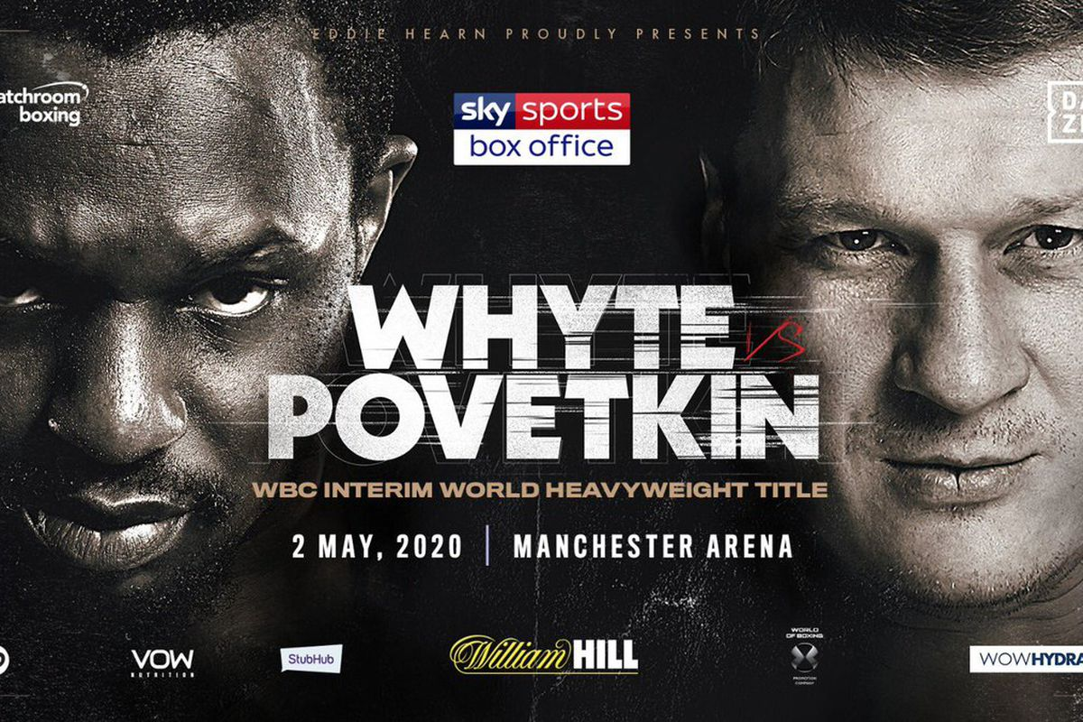 Dillian Whyte & Alexander Povetkin (Matchroom Boxing)