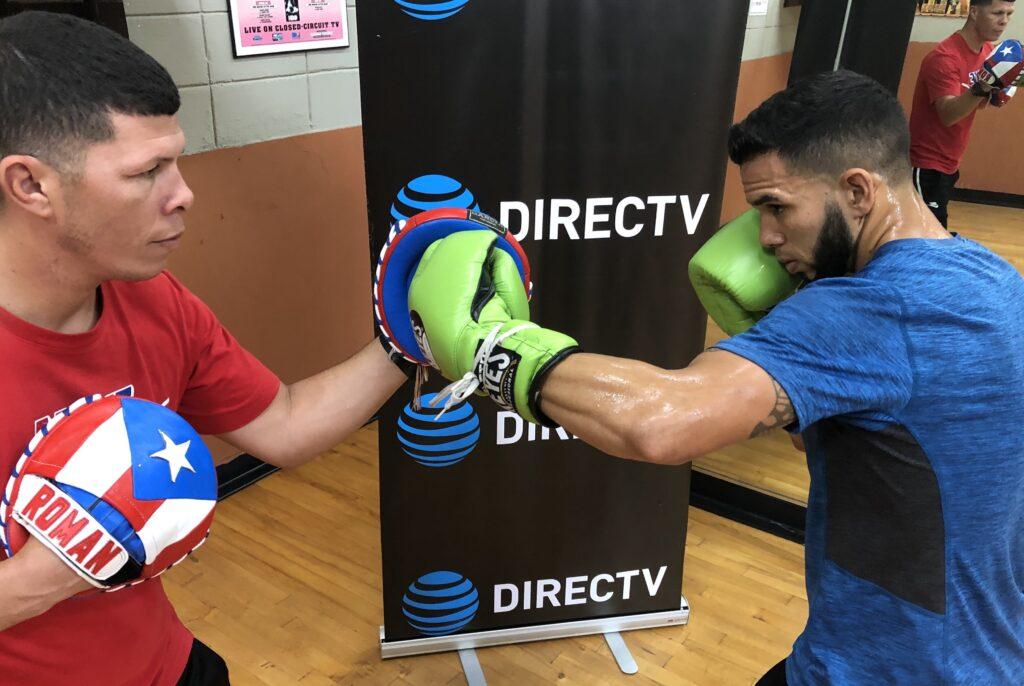 Román 'Rocky Martínez & Miguel Román (Foto Cortesía)