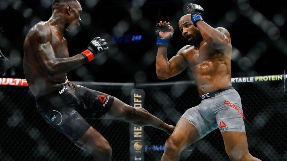 Israel Adesanya & Yoel Romero (UFC)