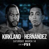 James Kirkland & Mark Anthony Hernández (PBC)