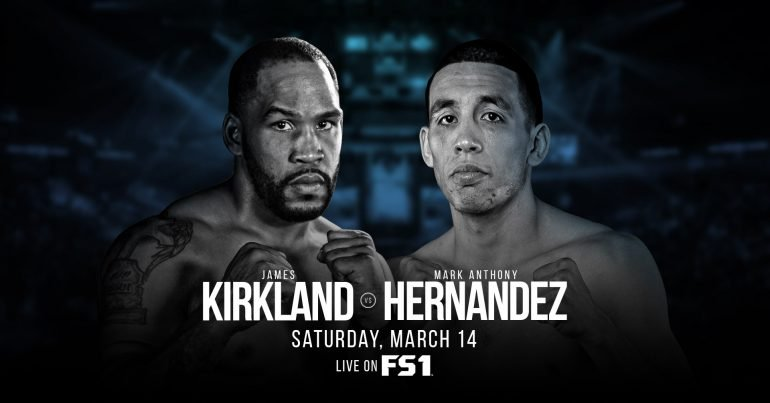 James Kirkland & Mark Anthony Hernández (PBC)