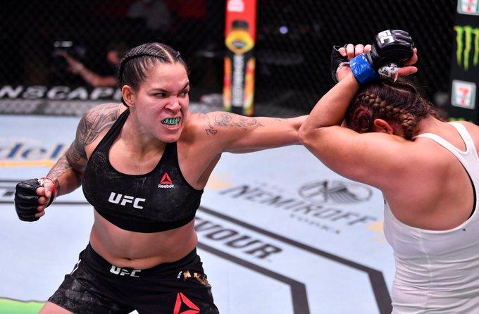 Amanda Nunes vs Felicia Spencer