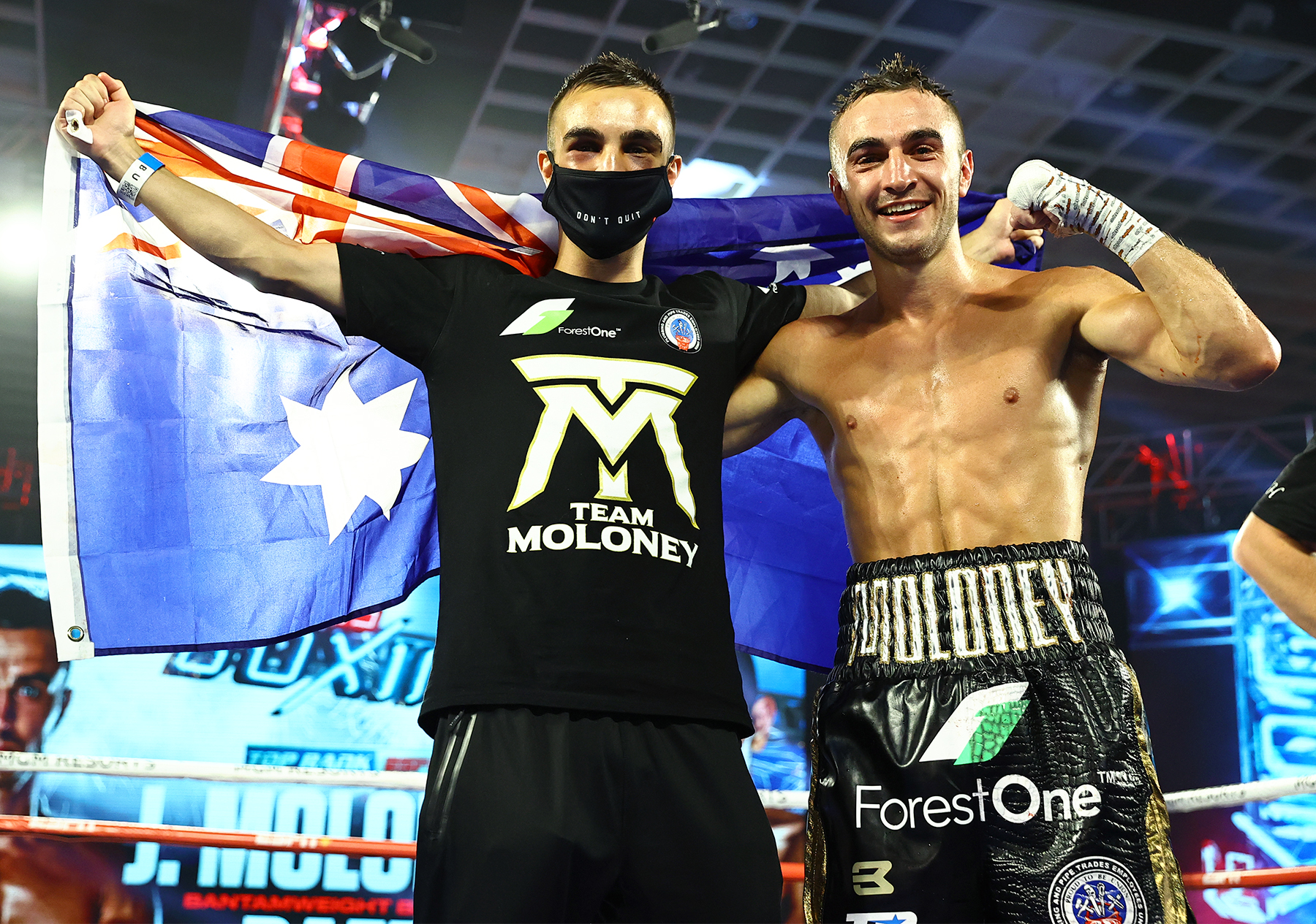 Andrew Moloney & Jason Moloney
