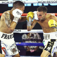 Joshua Franco vs Andrew Moloney..