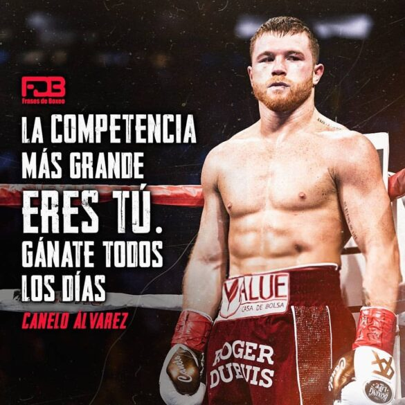 Canelo Álvarez