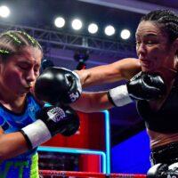 Jackie Nava vs Estrella Valverde