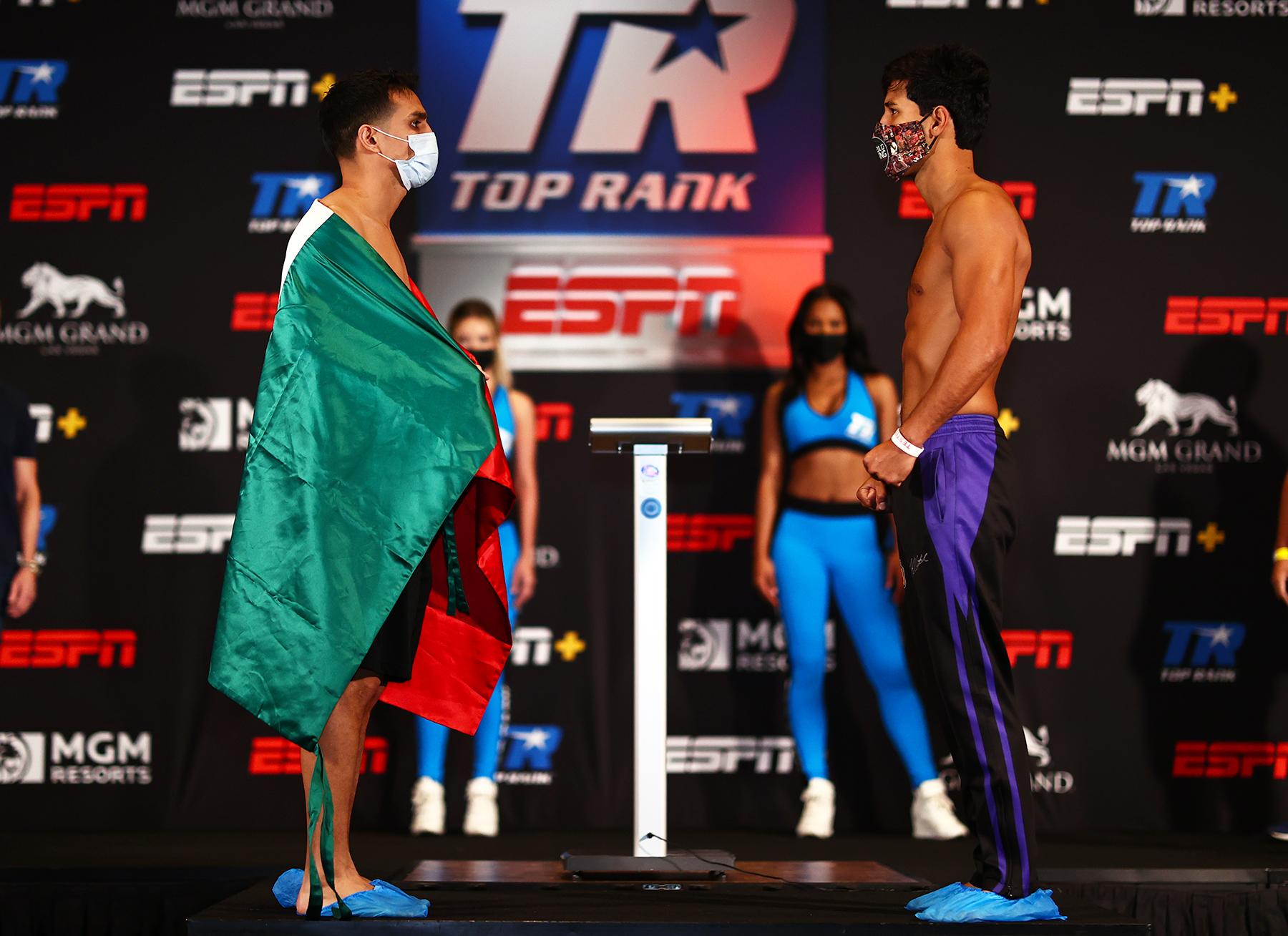 José Zepeda vs Kendo Castañeda