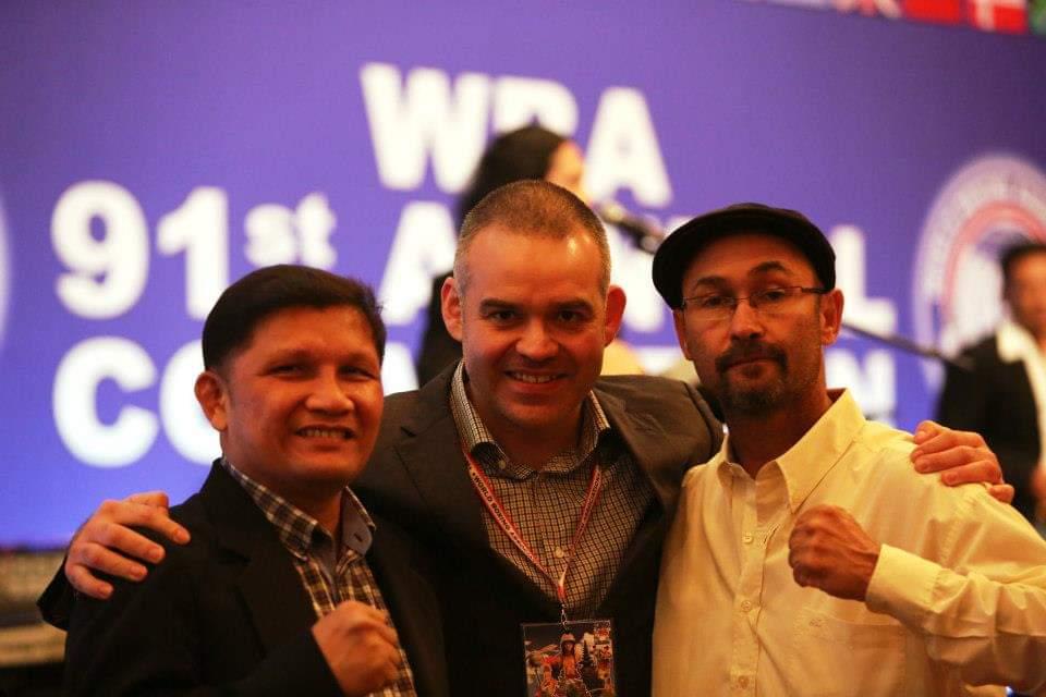 Khaosai Galaxy, Gilberto Mendoza y David Grimán