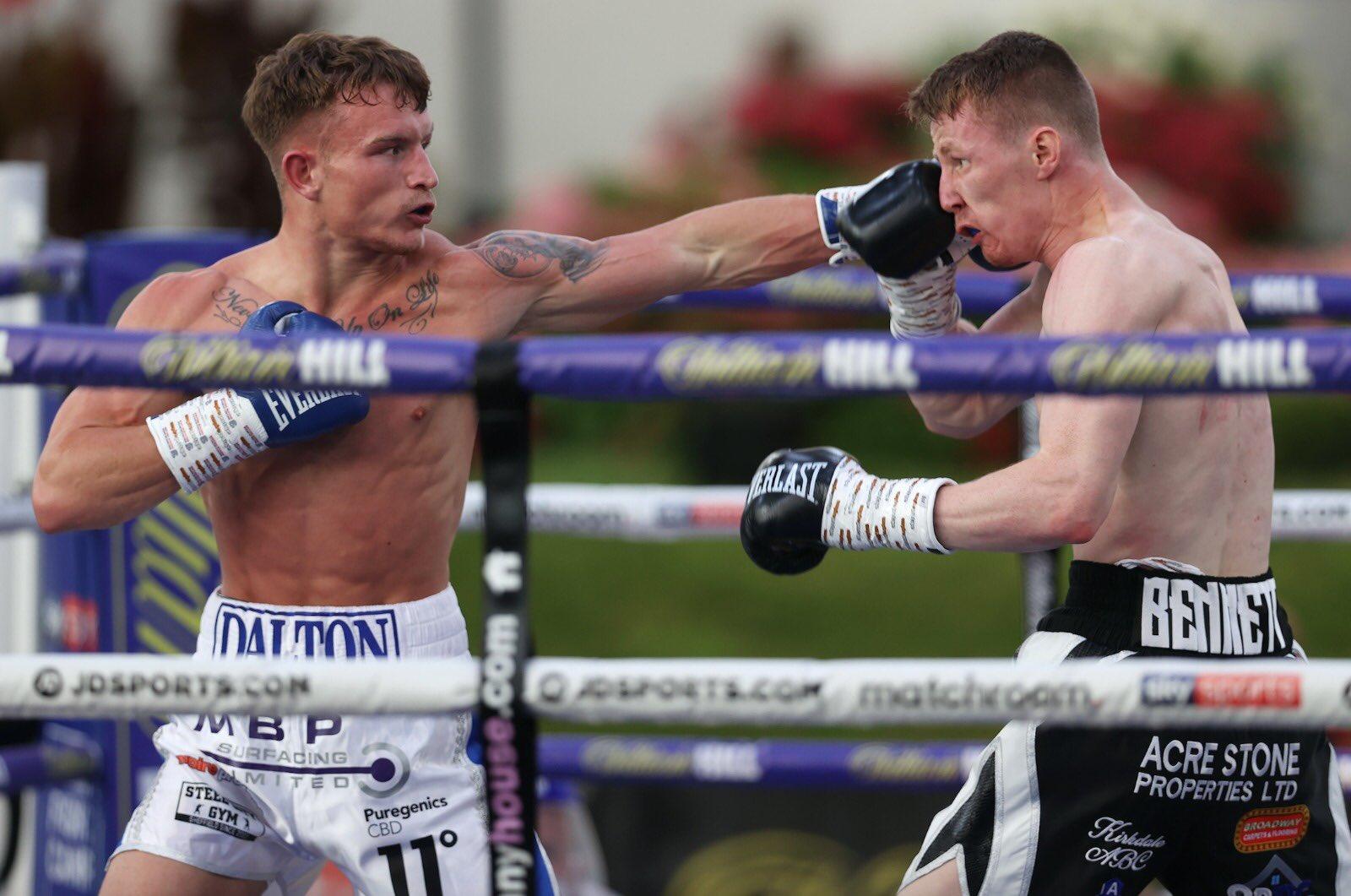 Dalton Smith vs Nathan Bennet