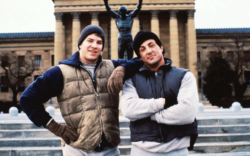 Tommy Gunn y Rocky Balboa