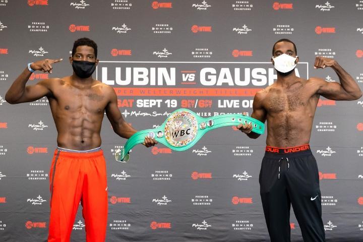 Erickson Lubin vs Terrell Gausha
