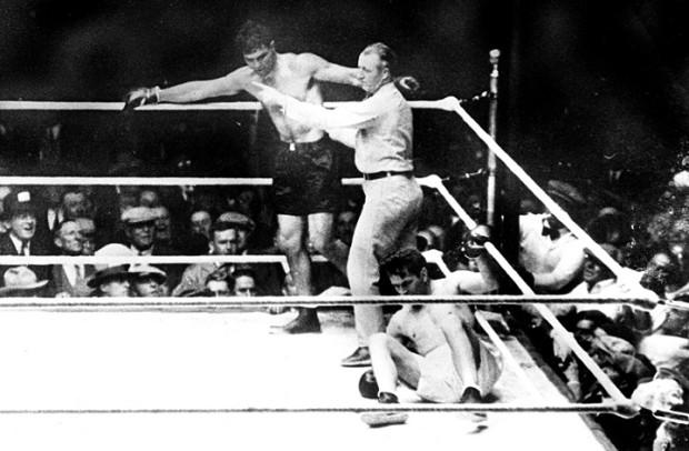 Jack Dempsey vs. Gene Tunney