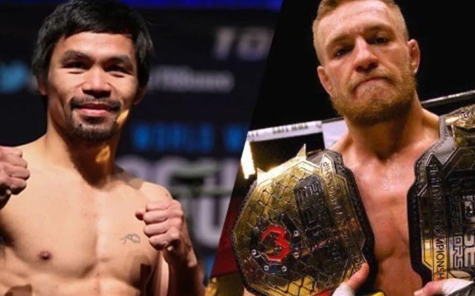 Manny Pacquiao dijo estar interesado en experimentar un combate ante un artemarcialista
