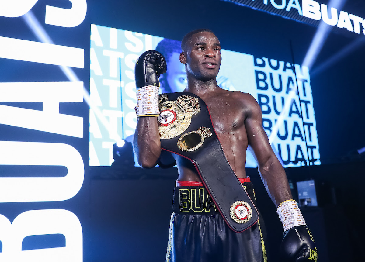 Joshua Buatsi