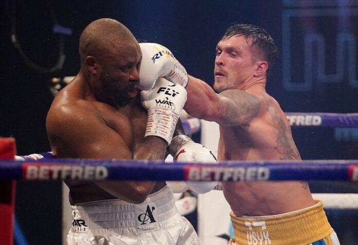 Usyk vs Chisora Fight Night